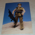 1994 GI Joe 30th Salute #65 Sargent Savage Trading card